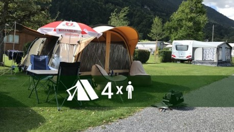 Camping Parzelle